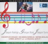 Clascos de siempre 2 CD(Aranjuez)
