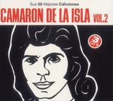 """カマロン""""ベスト50″3CD Vol.2"""