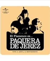 """El Flamenco es""""パケラ・デ・ヘレス"""""""