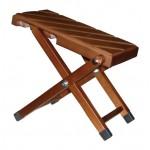スペイン製木製足台01
