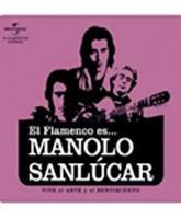 """El Flamenco es""""マノーロ・サンルーカル"""""""