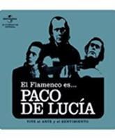 """El Flamenco es""""パコ・デ・ルシア"""""""