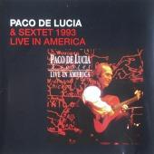 パコ・デ・ルシア&SEXTET アメリカライブ
